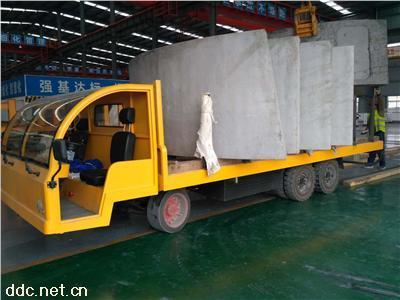 8吨电动搬运平板车
