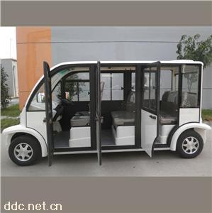 利凯士得2019新款电动游览车小巴士