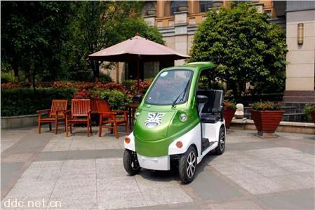 1+2景区公园自主自驾观光车