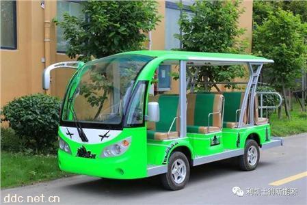 利凯14座景区游览观光车