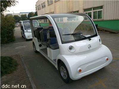 物业景区专用电动观光车