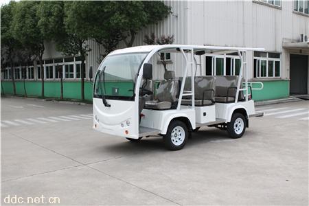 11座敞开型电动观光车