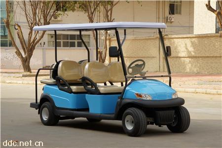 6人座电动高尔夫球车