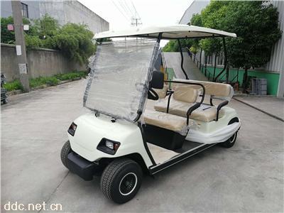 4座敞篷电动高尔夫球车