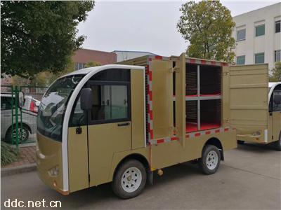 2座电动餐车