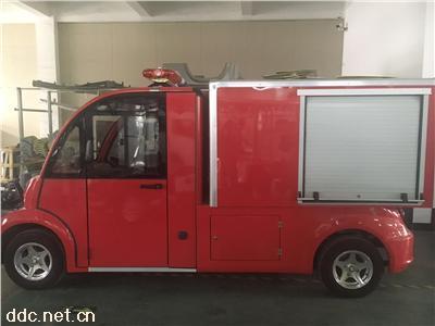 水罐电动消防车