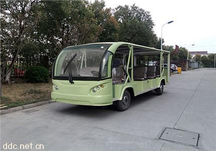 23座观光车 景区公园电动游览车