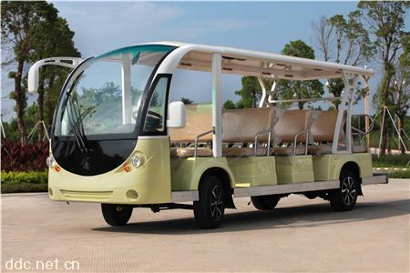 14座景區敞開電動式觀光車