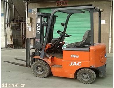 1.5吨JAC电动叉车