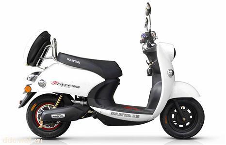 三雅海悦电动摩托车