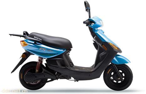 三雅海格电动摩托车