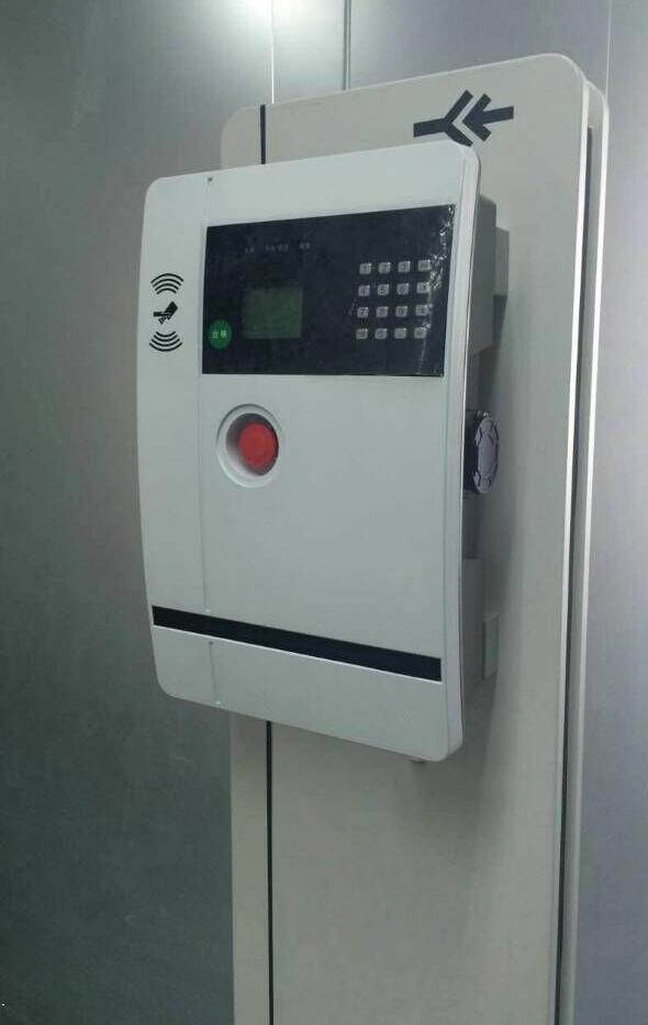交流壁挂式充电桩