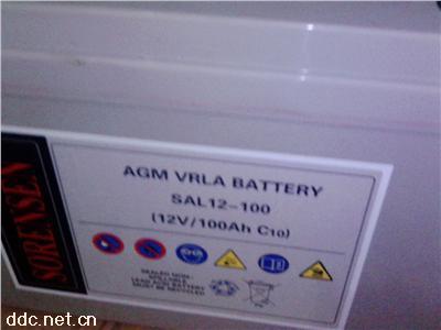 索润森蓄电池SAL12-150