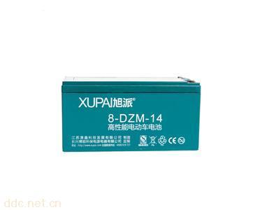 旭派8-DZM-14电动车电池