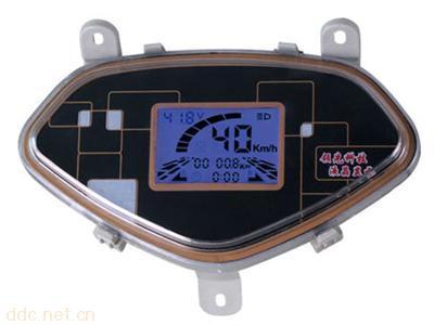 金威电动车液晶仪表