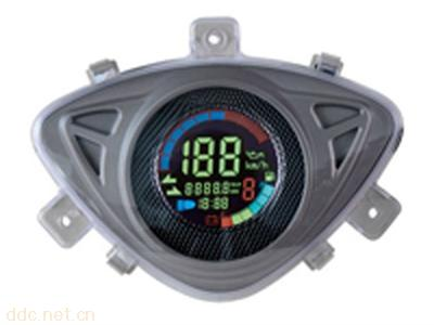 电动车SOP液晶仪表