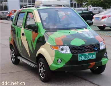豪华型聚杰电动汽车乐虎