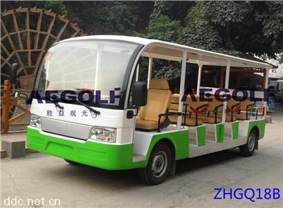电动观光车—ZHGQ18B款