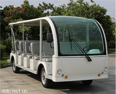 景区旅游电动公交车