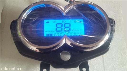 电动三轮车仪表厂家 天龙 神龙 电动三轮车液晶仪表