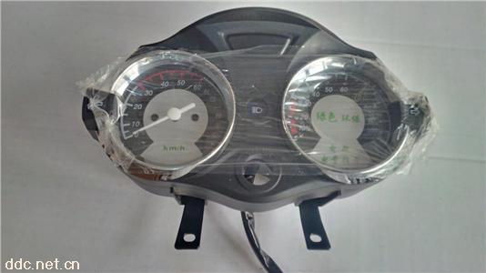 金盾电动三轮车仪表
