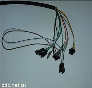 锂电电动车带线路板主线