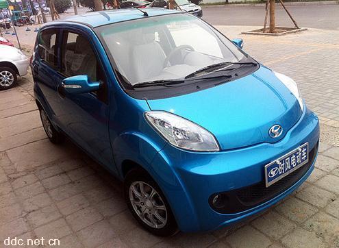中国电动车网 产品中心 电动汽车 > 时风d101电动汽车