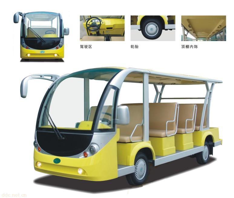 潍坊终生电动游览车