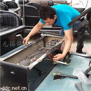 苏州四轮电动观光车维修报价