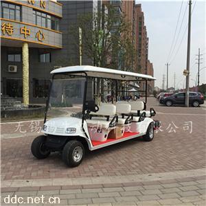 南京8座电动看房观光车接待车