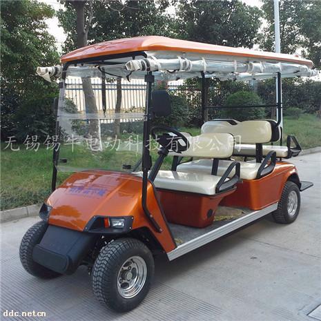 金华6座电动高尔夫球车