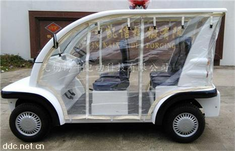 电动观光车防风罩