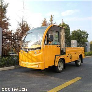 電動貨車加裝空調