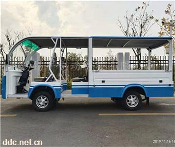 雙排電動貨車