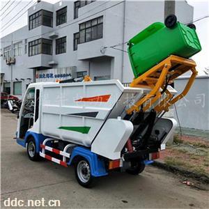 電動垃圾轉運車