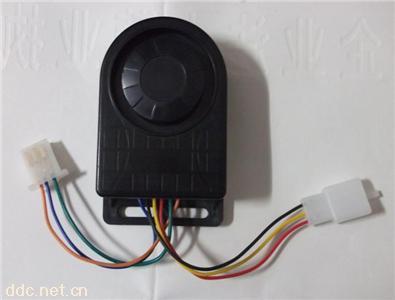 智慧电动车双闪自动波语音喇叭