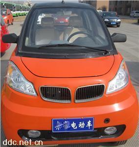 宝马款电动汽车
