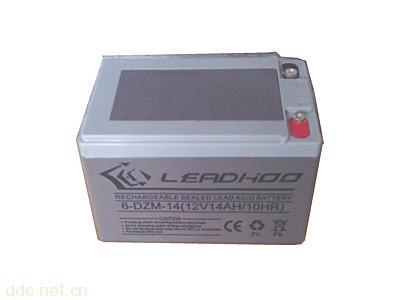 免维护电动车蓄电池12V14AH