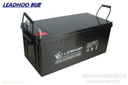 免维护储能型铅酸蓄电池12V200AH