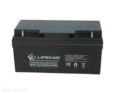 太阳能铅酸蓄电池12V65AH