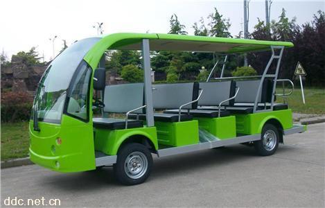 十四座电动游览观光车