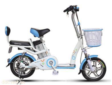比德文锂电电动自行车e扬-2