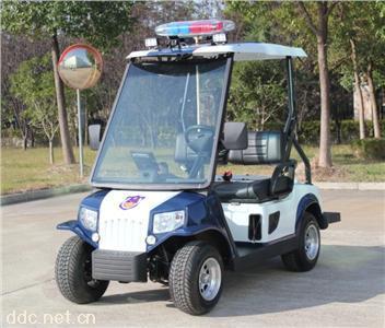 2015新款2人座市政执法电动巡查车