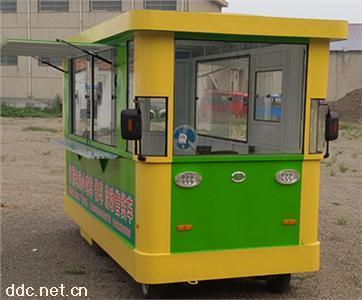 餐车小吃车流动售货车商亭
