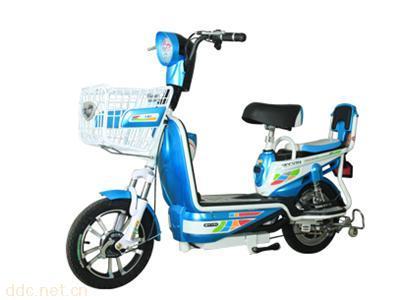 比德文电动自行车灵韵X2
