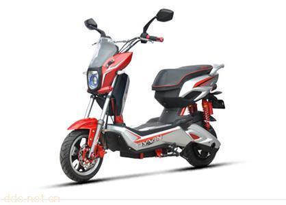 比德文V系列V雳电动自行车