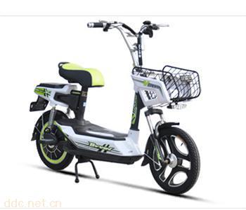 比德文V系列V速X2电动自行车