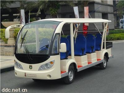 宝莱特11座电动观光车