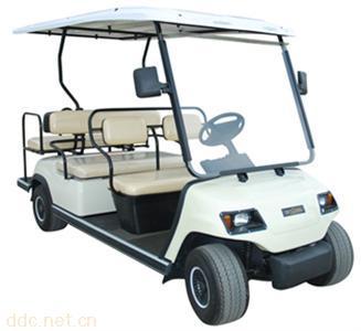 六座电动高尔夫球车