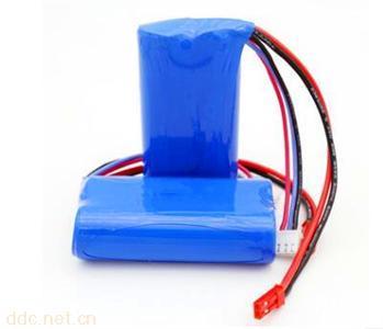 7.4V1500mAh 18650 圆柱动力型电池